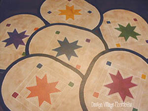 Star Quilt Placemats