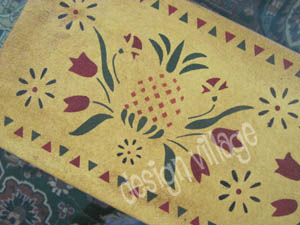 Williamsburg Table Runner