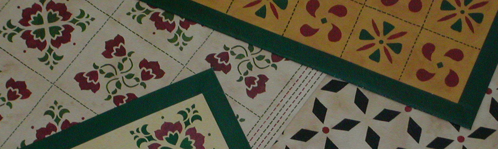 Quilt Floorcloths
