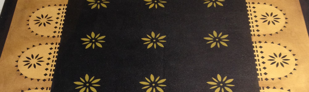 Kilburn House Floorcloth