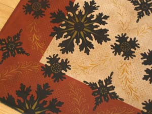Humphries House Floorcloth