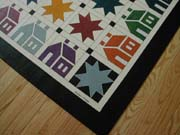 House'n Star Floorcloth