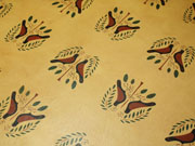 Pennsylvania Dutch Floorcloth